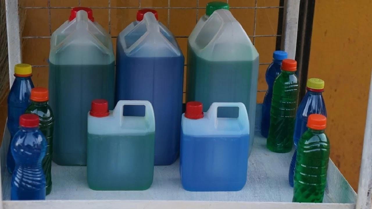 How to Prepare Liquid Soap in Nigeria