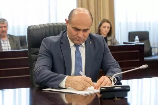 Pavel Voicu, ministru al afacerilor interne (MAI)
