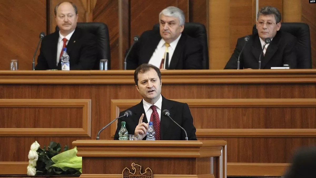Discursul Prim-ministrului desemnat, Vlad Filat, din 25 septembrie 2009