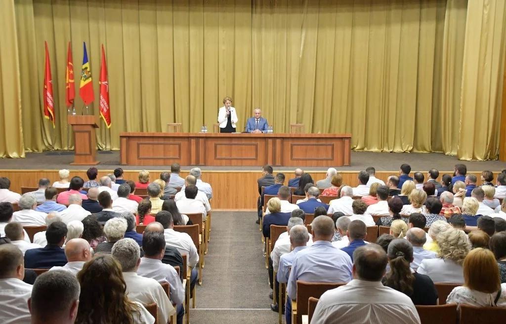 Consiliul Republican al PSRM a discutat despre situația politică și strategiile partidului în condițiile actuale