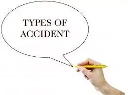 Types of accidents (With comprehensive classification)
