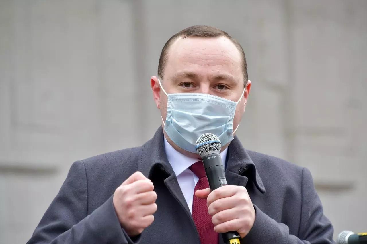 Vlad Batrîncea: Victoria lui Igor Dodon va fi victoria întregului popor!