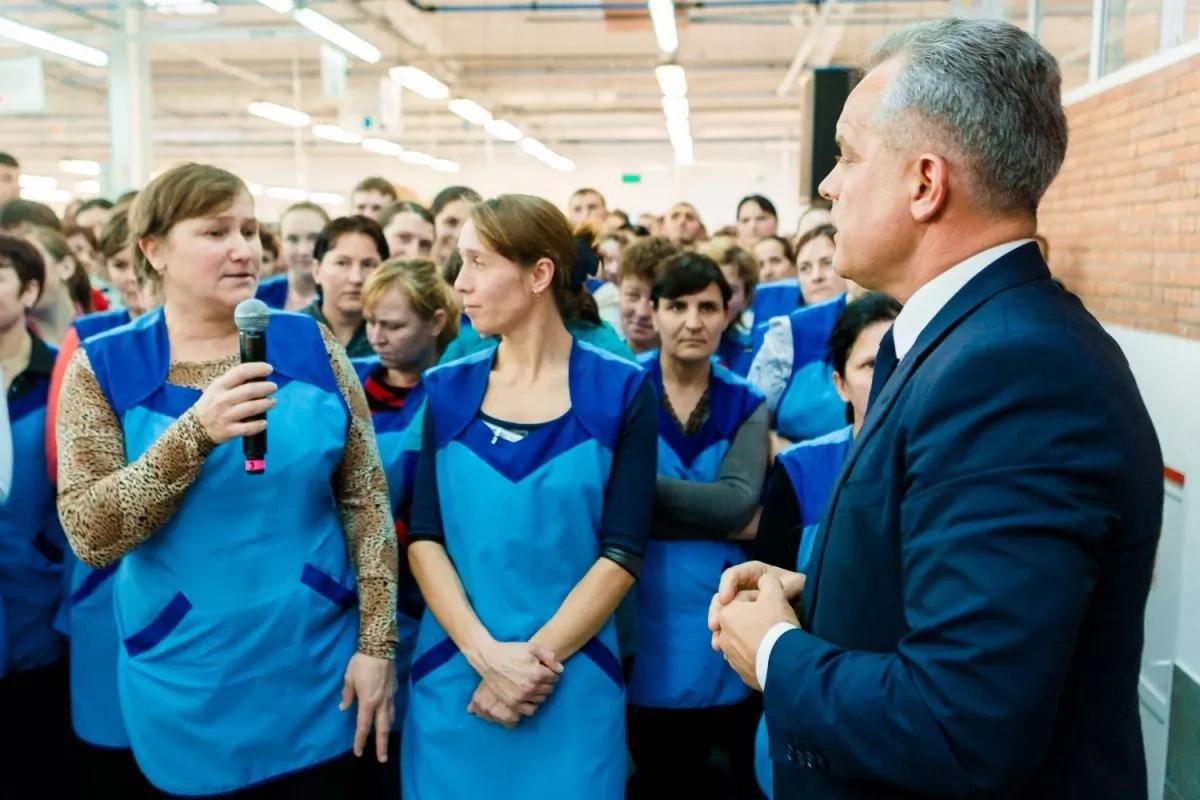 Vlad Plahotniuc: Vom continua să susținem investițiile în economie
