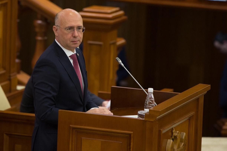 Raportul prim-ministrului Pavel Filip privind implementarea Programului de activitate al Guvernului pentru perioada 2016–2018