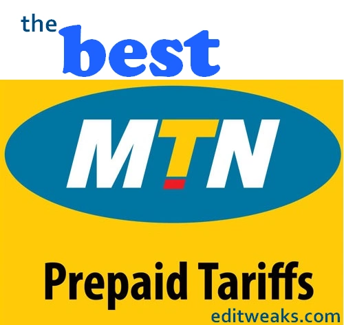 6 Best MTN Prepaid Plans In Nigeria And Migration Codes