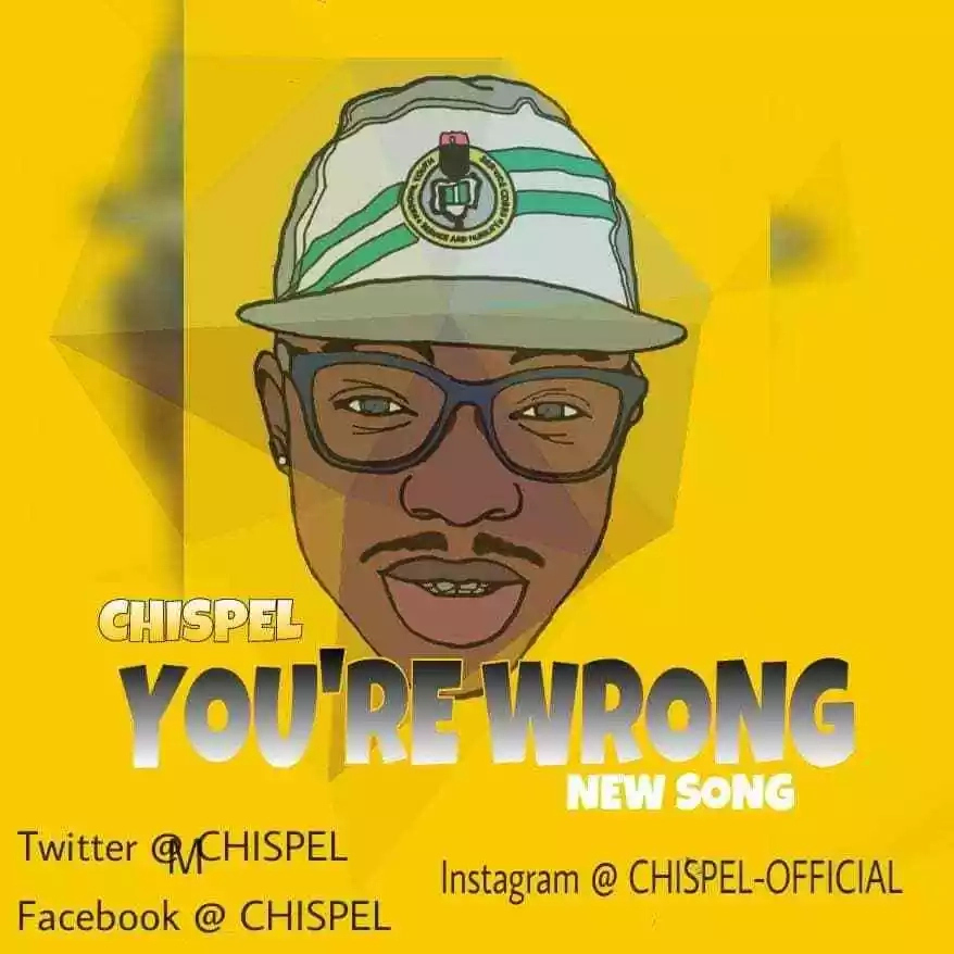 Chispel- You're Wrong (Prod by Toby Lee)