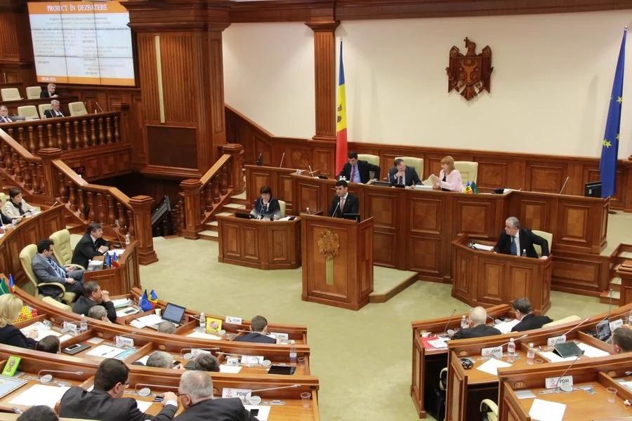 Discursul prim-ministrului Chiril Gaburici privind angajarea răspunderii Guvernului