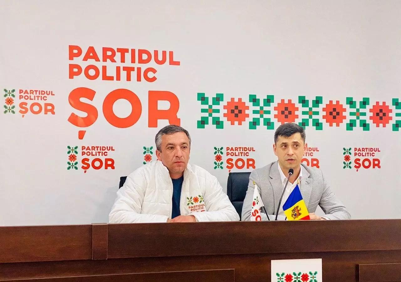 """Declarația Partidului """"Șor"""" cu privire la hotărârea Curții Supreme de Justiție"""