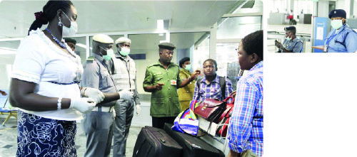 Nigeria failing to map out strategies to prevent the importation of the Coronavirus virus through the sea