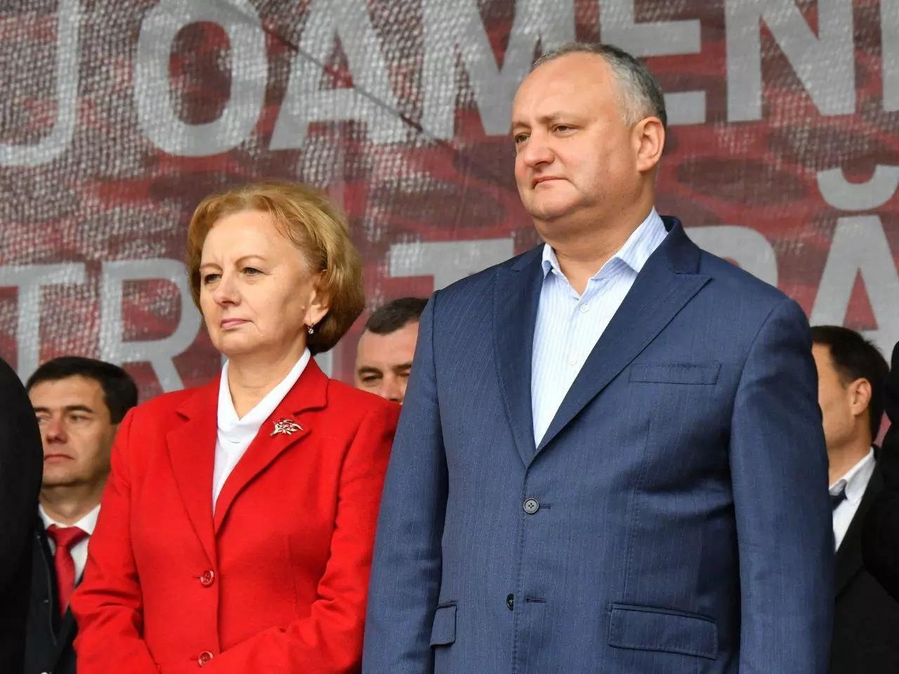 Zinaida Greceanîi va candida pentru funcția de deputat pe circumscripția electorală Briceni nr. 1