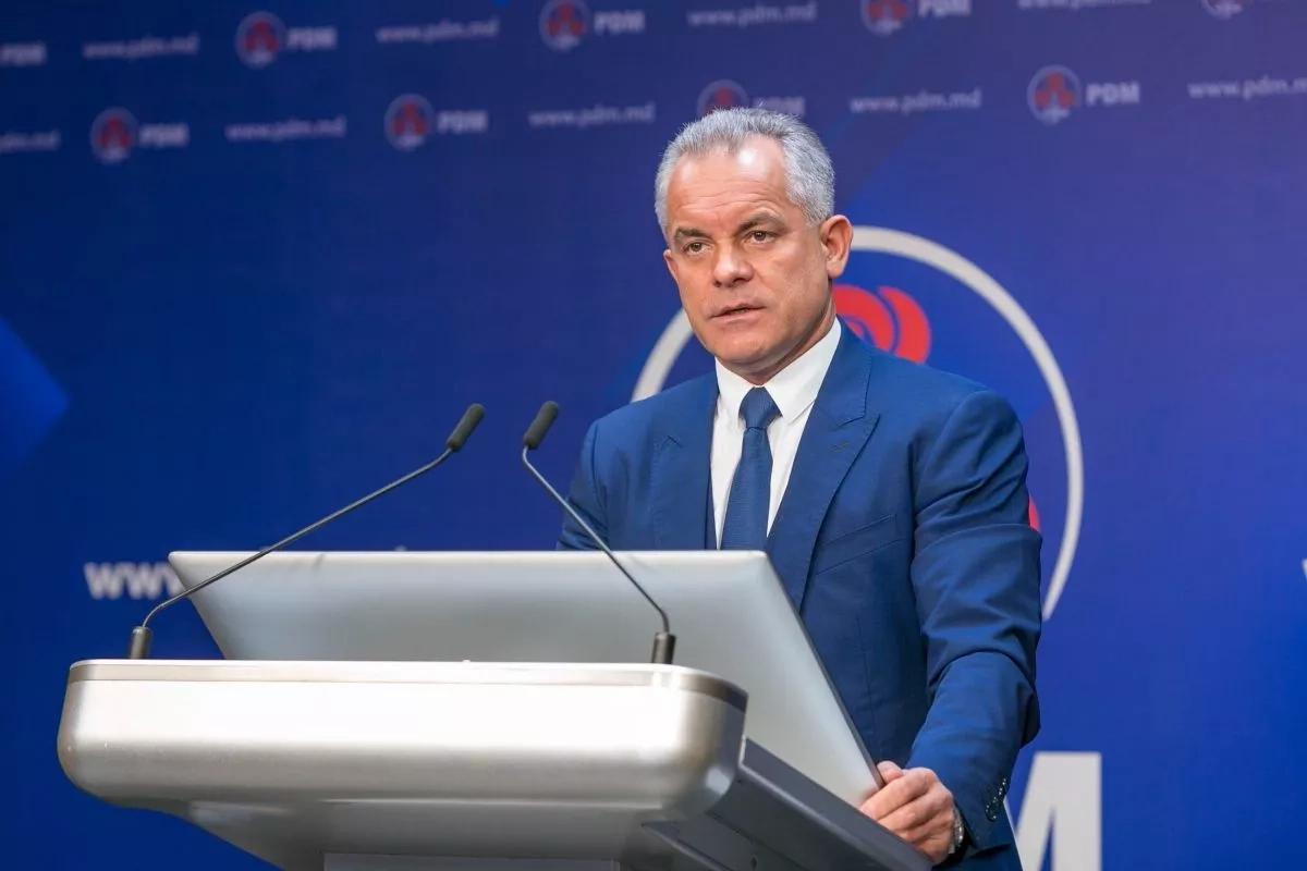 Vlad Plahotniuc: Pensiile vor fi indexate