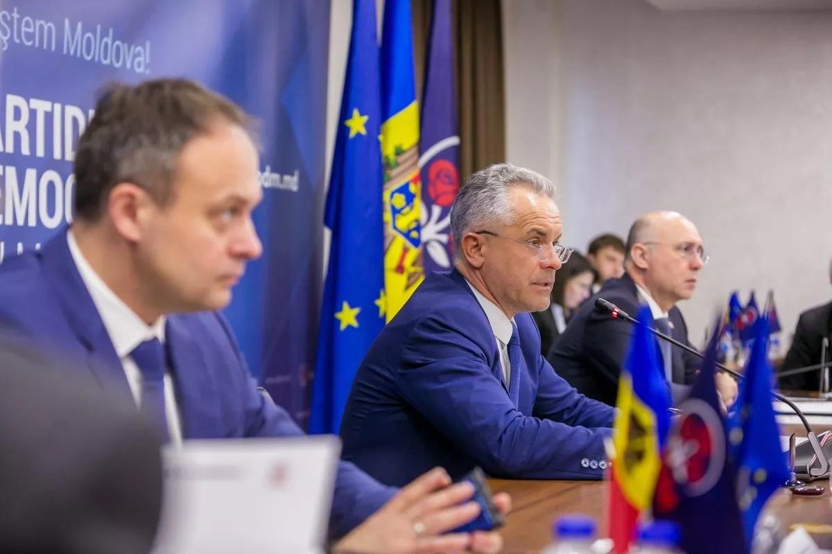 PDM a pregătit un pachet de inițiative sociale, care va sta la baza negocierilor pentru formarea majorității parlamentare