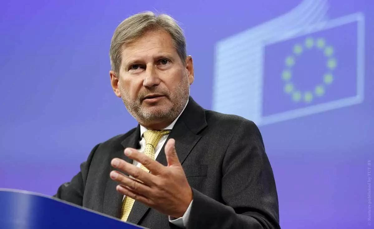 Conducerea Partidului Socialiștilor s-a întâlnit cu Johannes Hahn