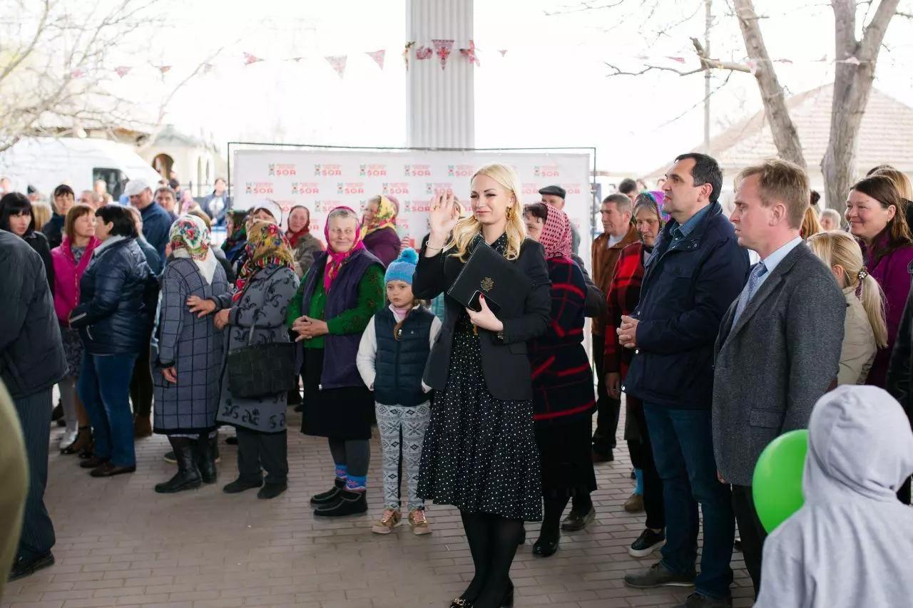 Marina Tauber: Partidul Șor va continua modernizarea tuturor localităților din raionul Orhei