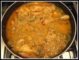 How To Make Nigerian Groundnut Soup