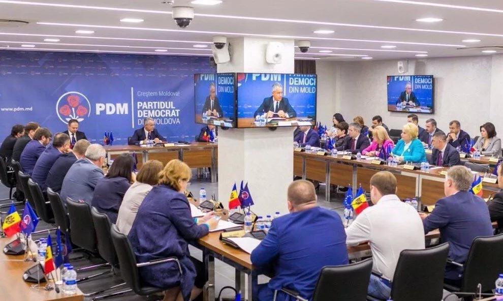 PDM este deschis unui dialog cu PSRM pentru a crea o majoritate axată pe rezolvarea problemelor cetățenilor
