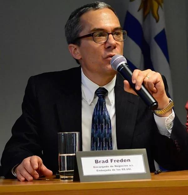 Conducerea PSRM a avut o întrevedere cu Directorul Biroului pentru Europa de Est al Departamentului de Stat al SUA, Bradley Freden