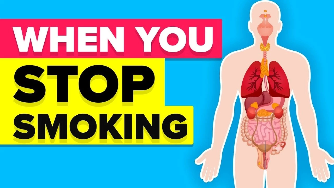 10 Things to Expect When You Quit Smoking