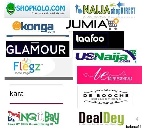 Top 20 Online Stores in Nigeria