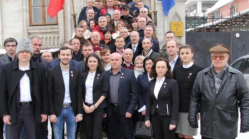 Consiliul Politic Național al Platformei DA: Ajunge!