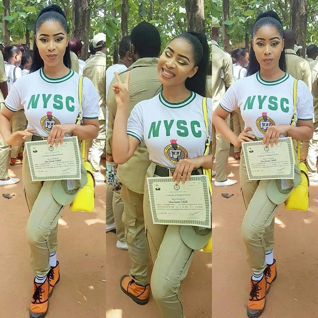 NYSC 2017 Batch B Passing Out Parade