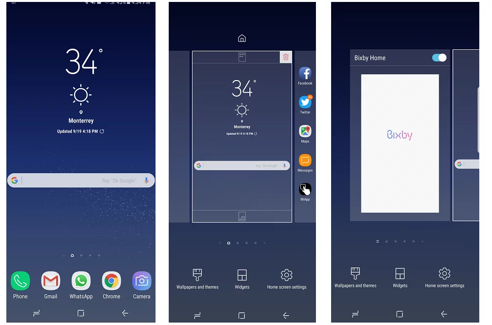 how to deactivate bixby button in samsung galaxy s8 s8+ and note 4
