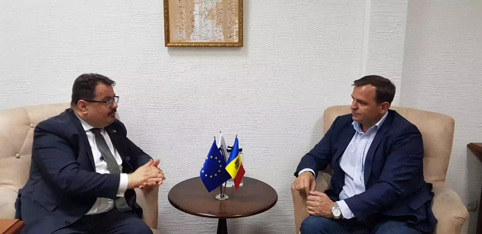 Mesajul lui Andrei Năstase, președintele PPPDA, după întâlnirea cu ambasadorul UE