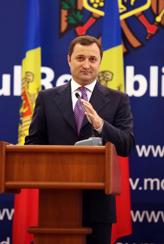 Adresarea Primului Ministru Vlad Filat către cetățenii Republicii Moldova