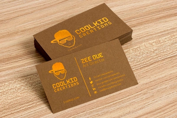 Does your business card leave a lasting impression