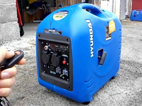 List of Thermocool generators with remote control