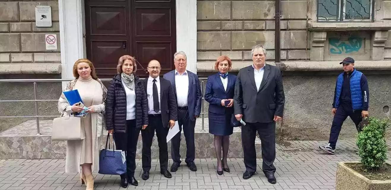 CEC a aprobat lista candidaților la funcția de deputat și simbolul electoral al Partidului Legii și Dreptății