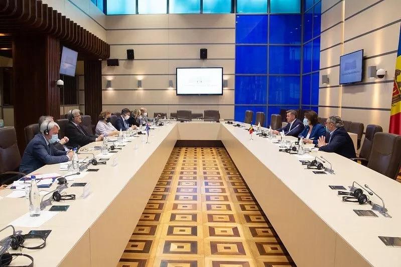 PDM, întrevedere cu Misiunea preelectorală a APCE