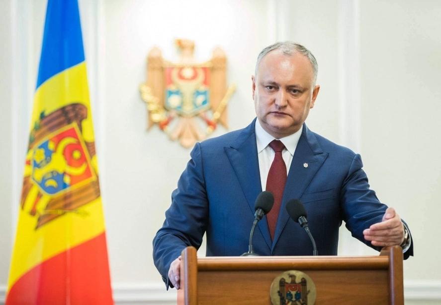 Igor Dodon a salutat decizia adoptată de Consiliul Republican al PSRM