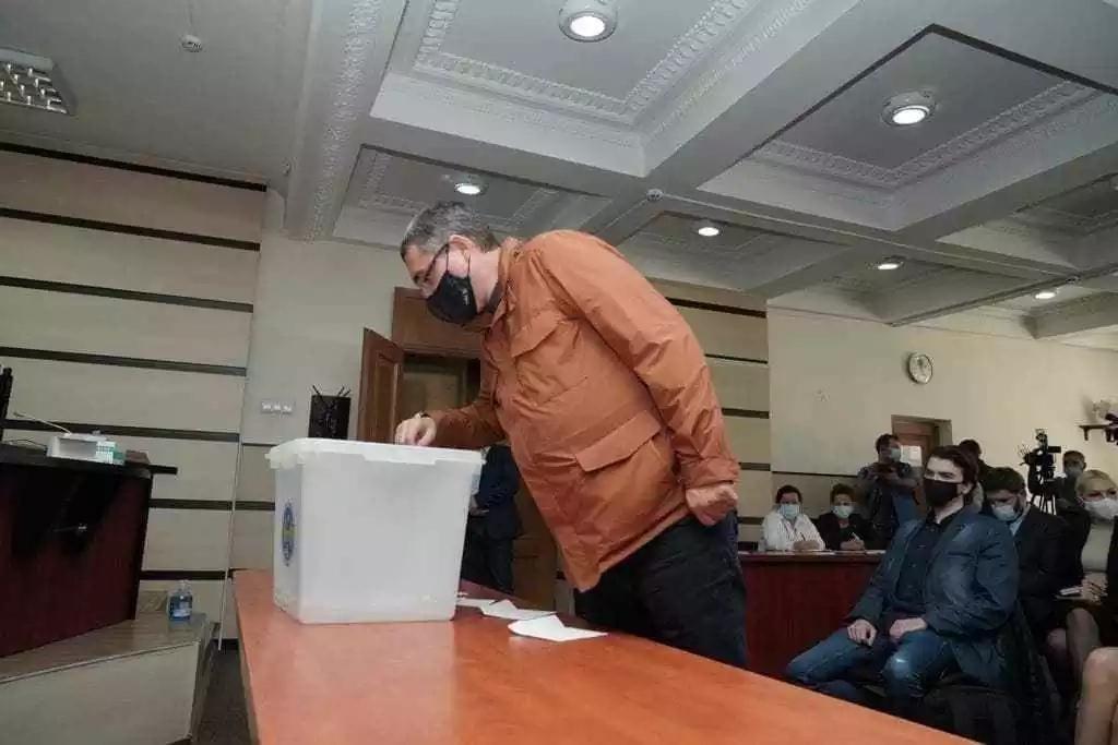 """Blocul electoral """"Renato Usatîi"""" – nr. 3 în buletinul de vot pentru alegerile parlamentare anticipate"""