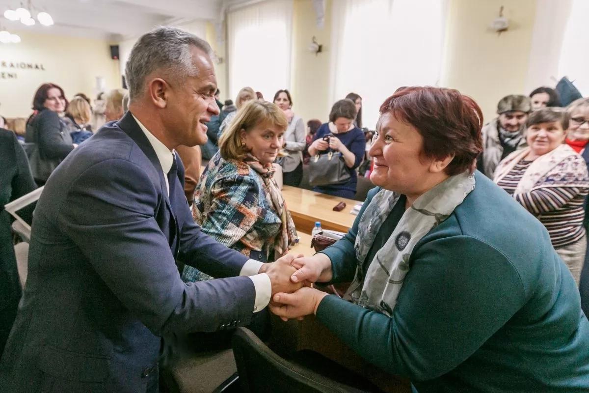 Vlad Plahotniuc: Educația și medicina rămân prioritare pentru Partidul Democrat