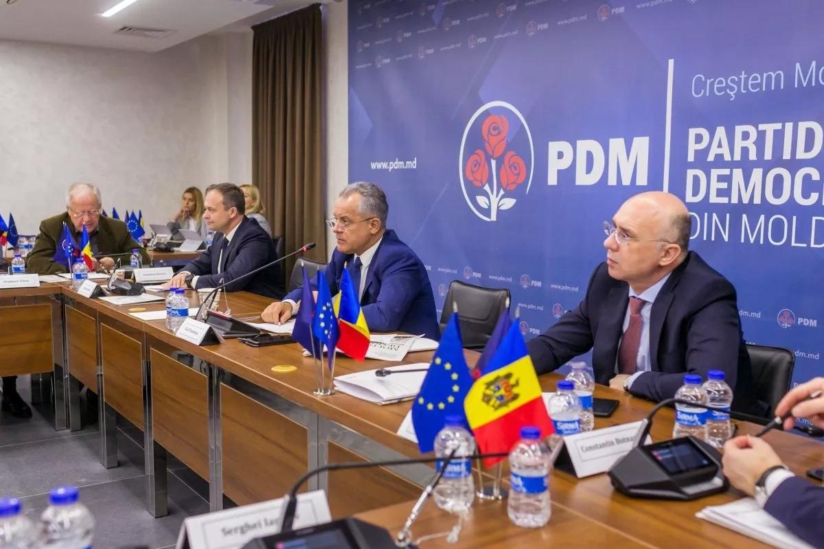 PDM va finaliza în curând programul de guvernare pe baza cerințelor actualizate ale oamenilor
