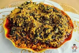 Learn To Cook Egusi Soup With Bitter Leaf