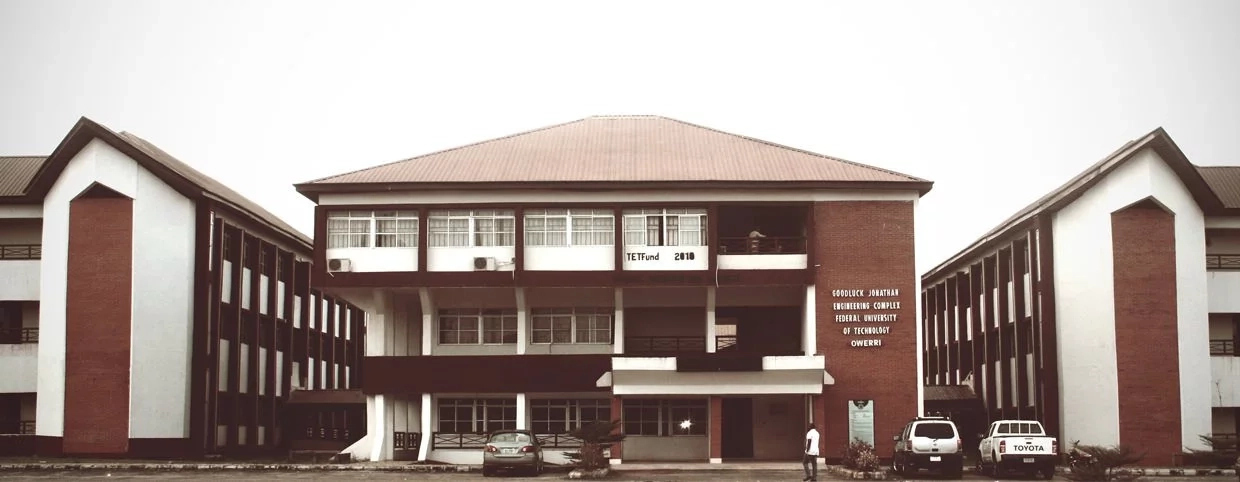 Full list of course offered in FUTO