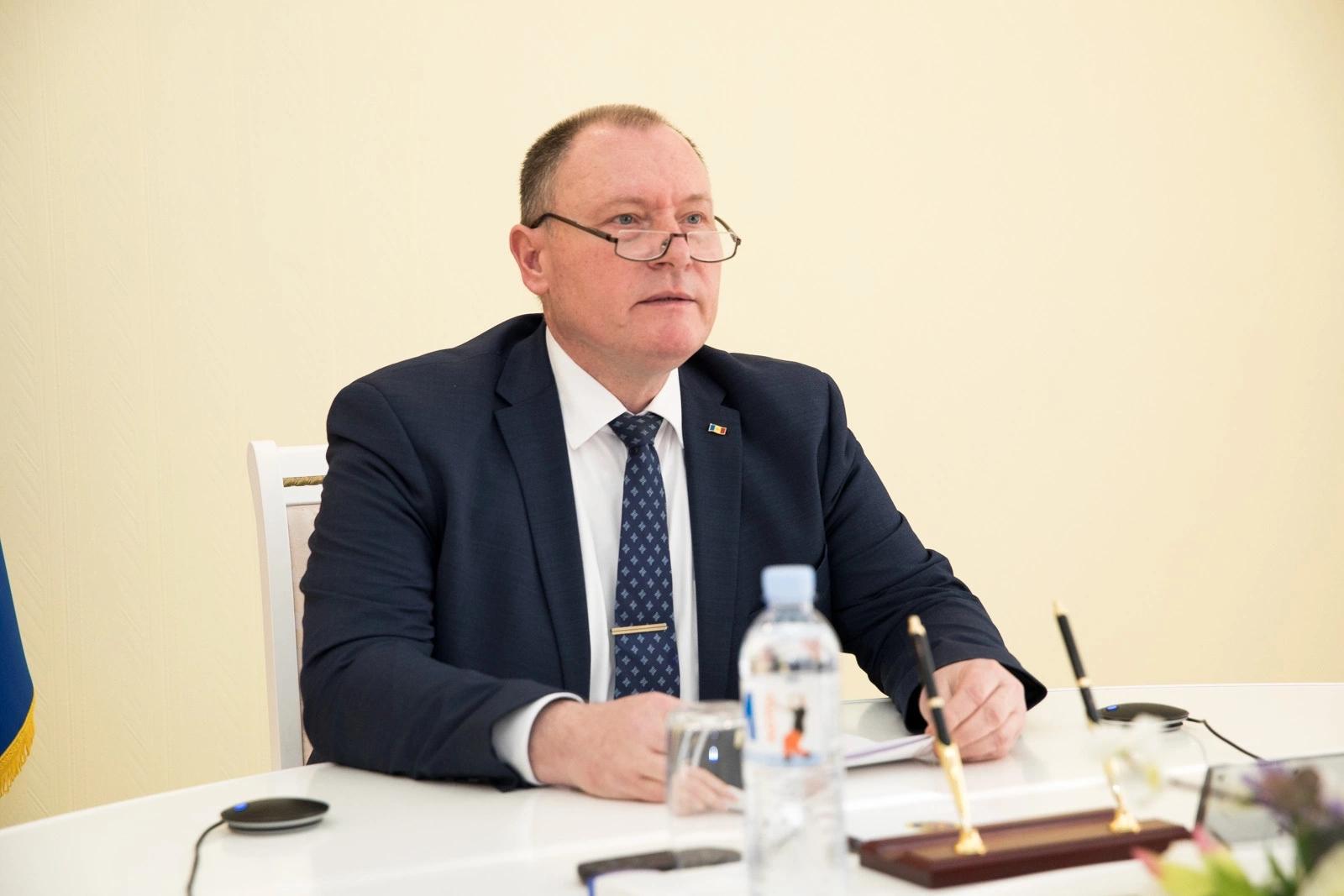 Aureliu Ciocoi, prim-ministru interimar al Republicii Moldova