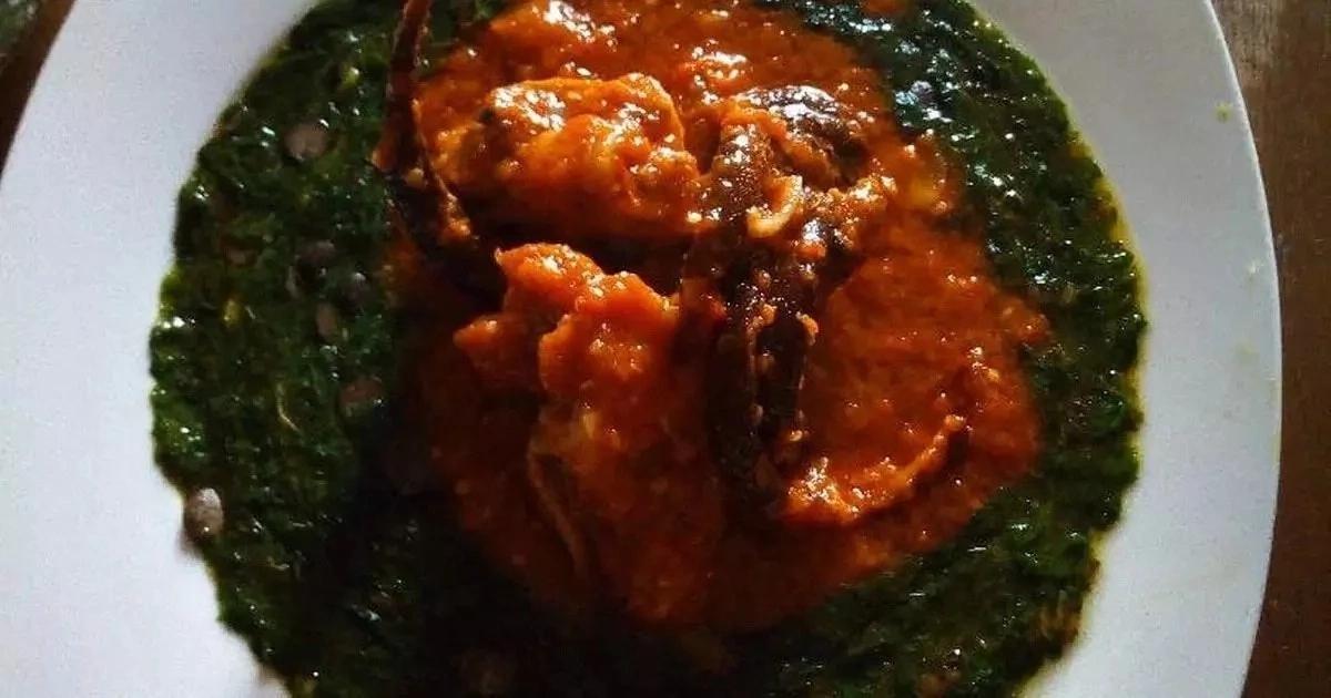 How to Prepare Nigerian Ewedu Soup