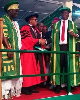 How to Become Professor in Nigeria