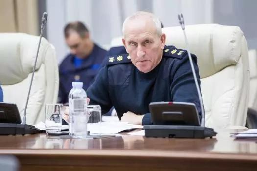 Mihail Harabagiu, șef al Inspectoratului General pentru Situații de Urgență