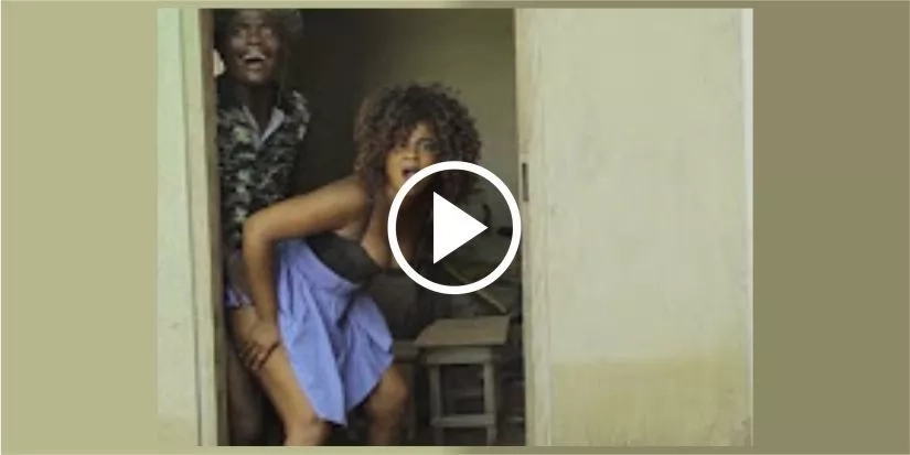 Download Video : She Came to Watch DSTV, But Uncle Victor Laid Her Down