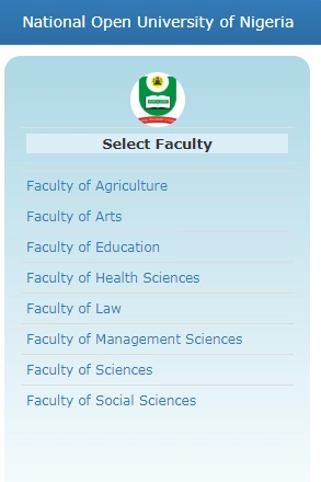 How to apply for admission in National open University of Nigeria