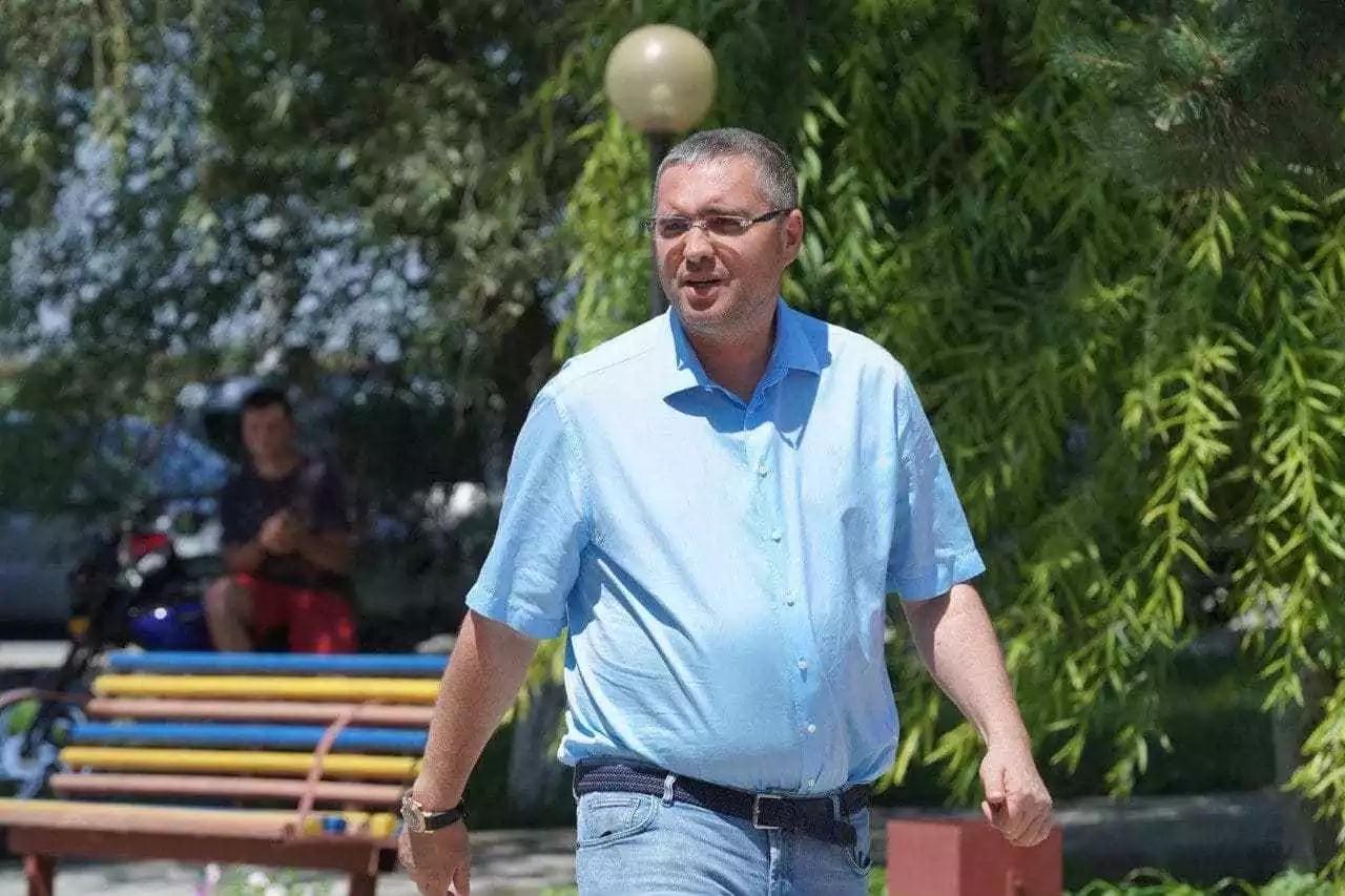 Renato Usatîi și-a anunțat demisia din funcția de primar de Bălți