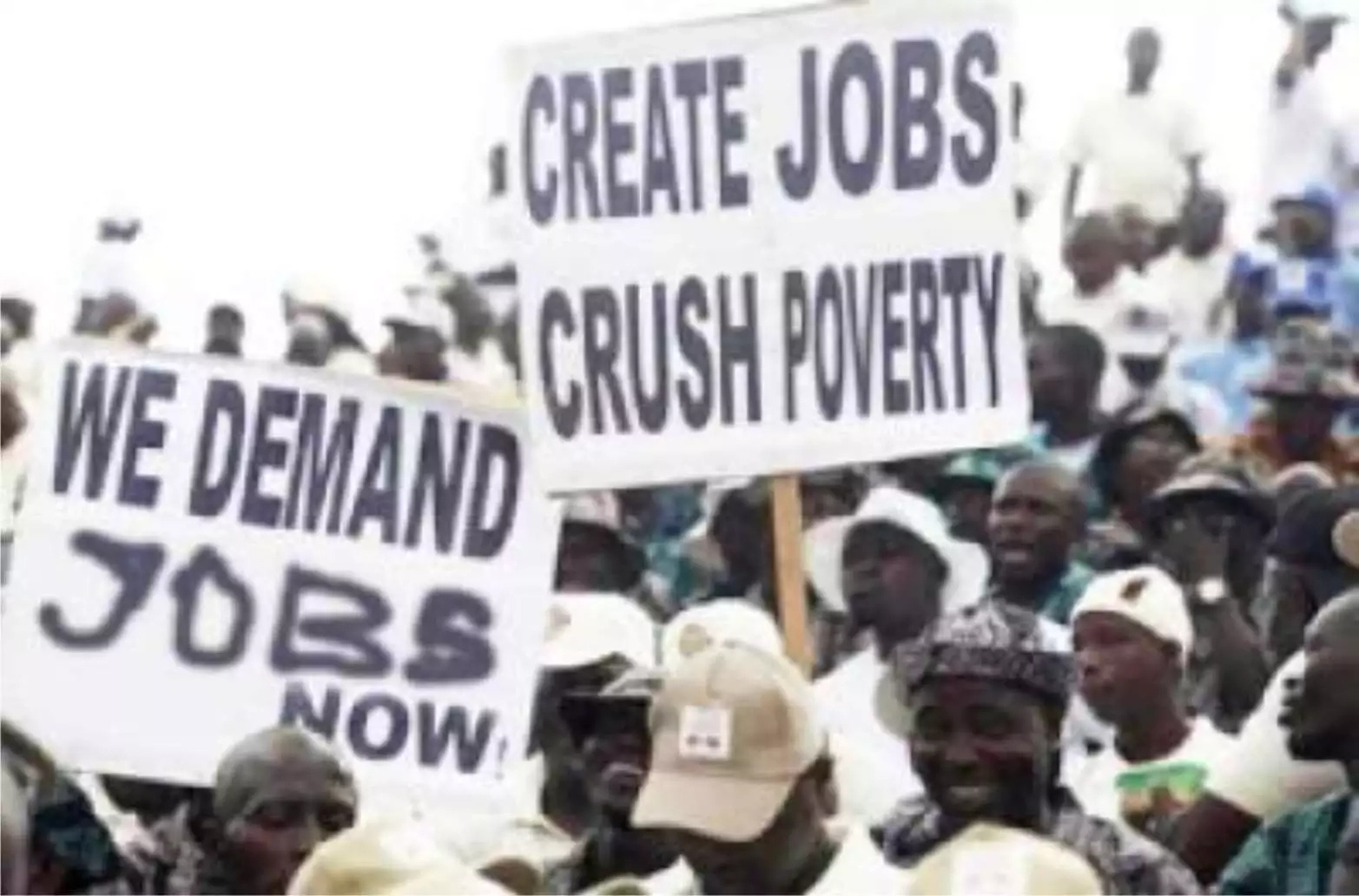 10 Causes of Unemployment in Nigeria