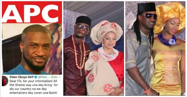 APC Calls For The Arrest Of P-Square For Insulting Federal Government (What Happened Next Is Totally Unbelievable) - PLS SHARE YOU THOUGHTS ON THIS...