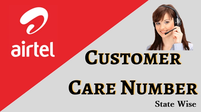 Airtel Customer Care Number And How To Call Them
