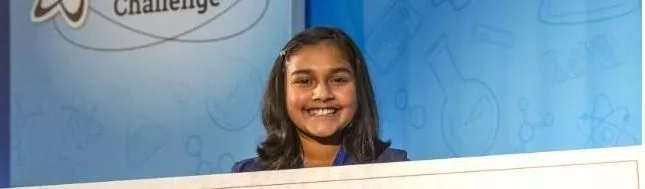 Girl wins $250k prize for creating a device to test drinking water for poison