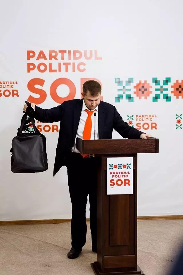 Președintele statului, Igor Dodon, amenință familia lui Ilan Șor